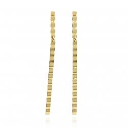 harmony gold earrings