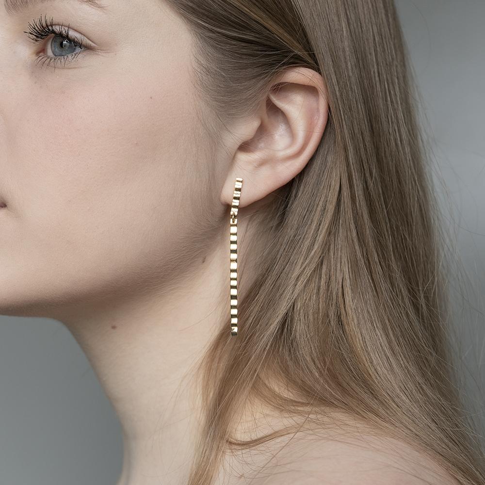 harmony long earrings