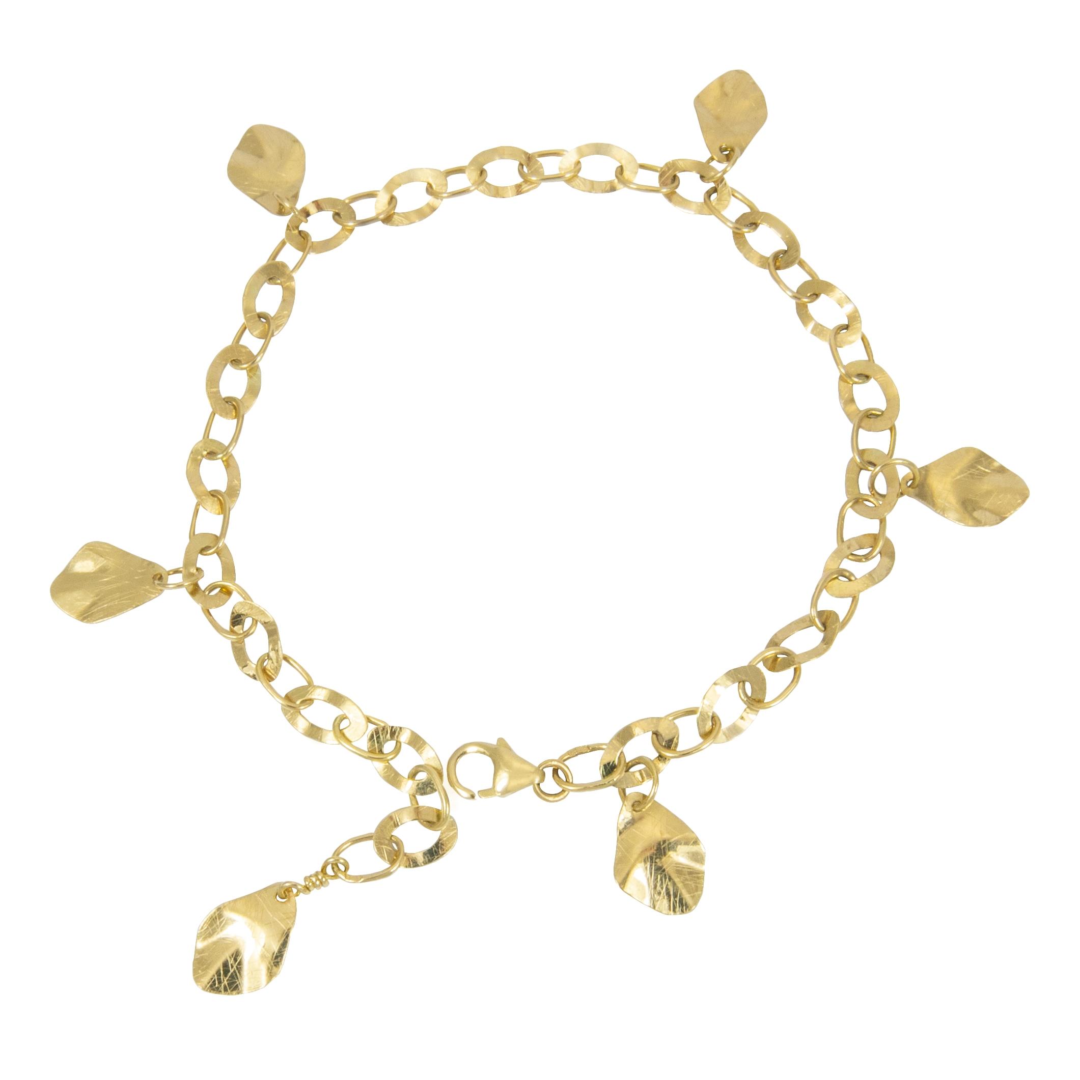 trembling shine bracelet