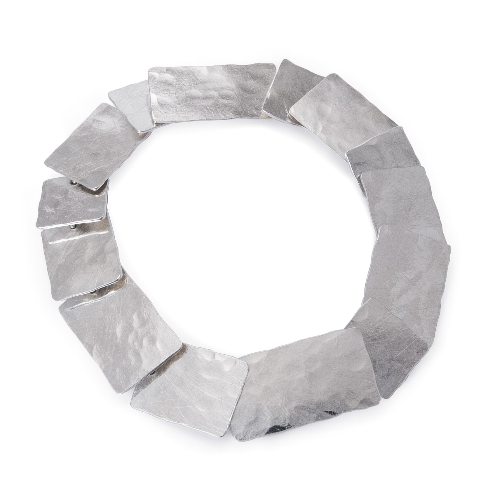 silver bracelet unruly