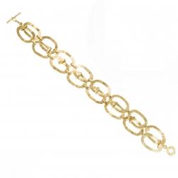 genuine- gold bracelet